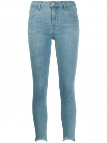 J Brand Alana jeans - decadence destruct