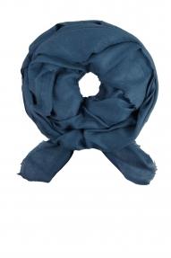 Bianca van Leur Shawls CRISPYGAUZE blauw