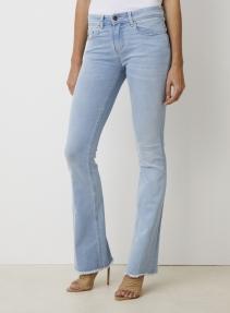 Lois MELROSE leia sunlit jeans - light stone