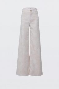 Dorothee Schumacher Burry Blooming trousers - Beige Passiflora