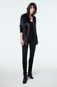 J Brand MARIA High-Rise Skinny leg w/pockets Vanity