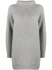 By Malene Birger calea sweater - light grey melange
