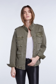 SET Fashion Kaila Fieldjacket - army green