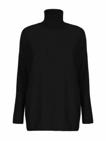 No Man's Land sweater - core black