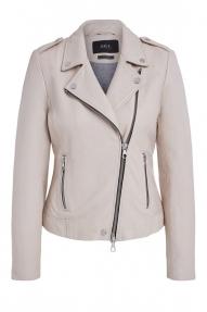 SET Fashion tyler leather jacket - sugar