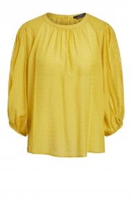 SET Fashion Glitter blouse - yellow sun