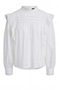SET Fashion blouse cloud dancer