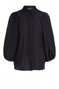 SET Fashion blouse black