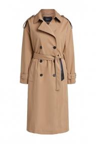 SET Fashion Trench coat beige