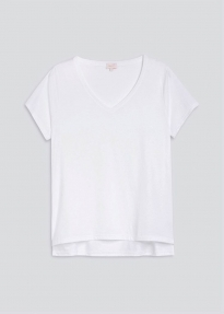 mey story Koko V-Neck T-shirt - wit