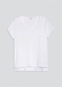 mey story Koko V-Neck T-shirt - wit