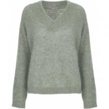 No Man's Land Sweater - Soft Jade