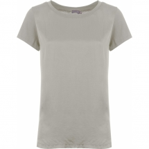 No Man's Land top - linen