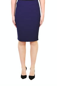By Malene Birger Akillo skirt - donkerblauw