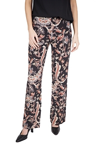 No Man's Land Trousers zwart