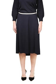 Dorothee Schumacher Effortless Chic donkerblauw