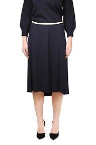 Dorothee Schumacher Effortless Chic Skirt - dark navy