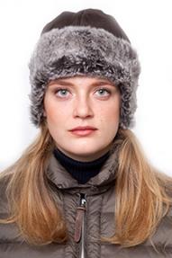 Woolrich Muts Ice Cap Bruin