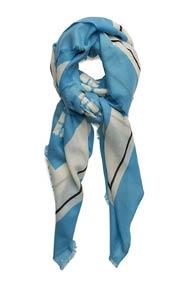 By Malene Birger Flovana scarf - blauw