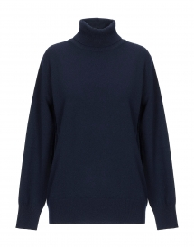 Le Tricot Perugia PULLOVER donkerblauw