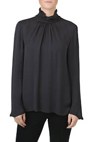 Dorothee Schumacher Women in love blouse - grijs
