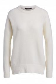 SET Fashion cashmere-wol sweater - off white
