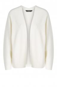 SET Fashion open cardigan whitecap gray
