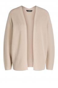 SET Fashion open cardigan - beige