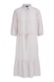SET Fashion jurk light beige
