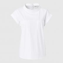 Louis and Mia blouse 1/2 White