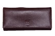 Il Bisonte Portemonnee Cowhide Wallet