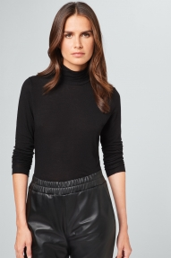 Windsor T-Shirt zwart