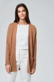Windsor knitwear vest - bruin