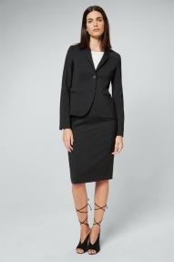 Windsor Pencil skirt - black