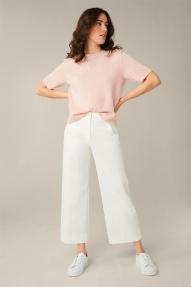 Windsor Full Milano Knit Shirt - bright pink
