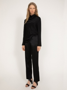 Ahlvar Gallery Ayumi blouse - black