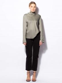 Ahlvar Gallery Ayumi blouse - light military