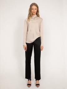 Ahlvar Gallery Ayumi blouse - powder