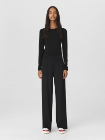By Malene Birger Sillica pants - dark navy