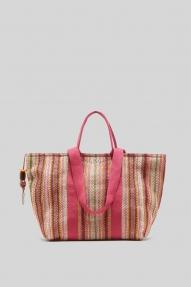 Malìparmi SHOPPING BAG - multicolour