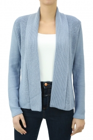 Belluna Vest Fisher blauw