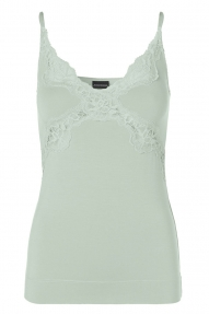 By Malene Birger Top Newasikio licht groen