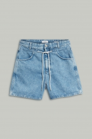 Closed Lexi shorts blue denim - mid blue