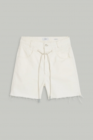 Closed Lexi shorts ecru denim - creme