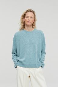 Closed Sweater Pale Teal