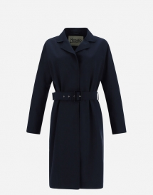 Herno Cappotto Donna Waterblue