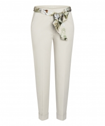 Cambio Krystal papertouch broek iced shell