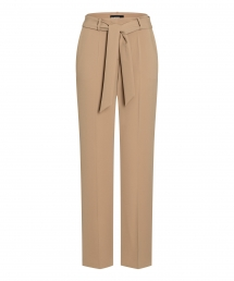 Cambio Malice Highwaist pants - natural beige