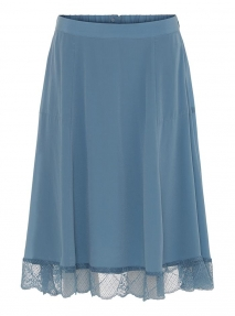 Custommade Ani Skirt blauw