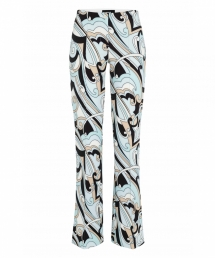 Cambio Ros flared pants -  blue